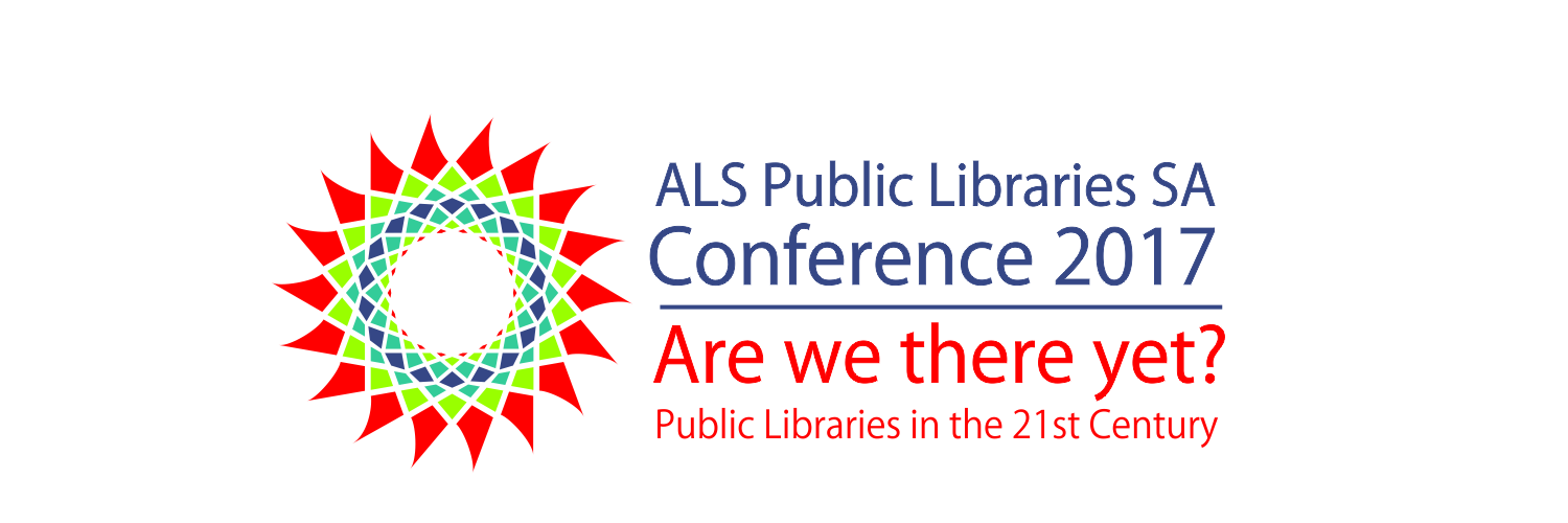 ALS Public Libraries SA Conference Logo